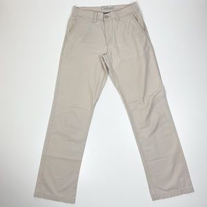 Angelo Litrico LCAW 32x34 Chino Khaki Casual Pants